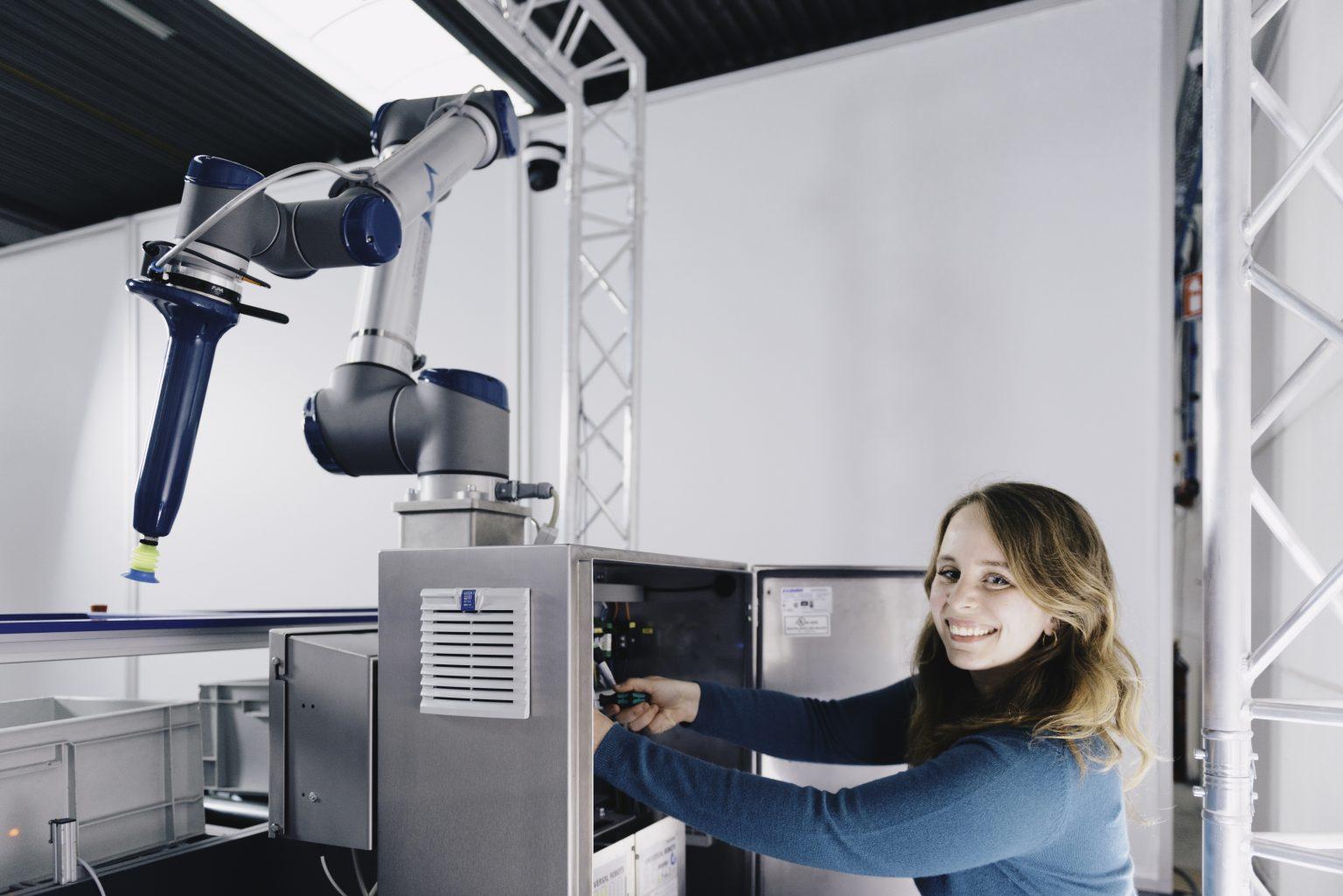 Smart robotics innovatie